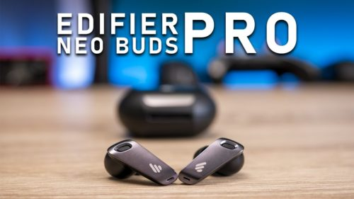 Edifier's NeoBuds Pro earbuds promise wireless hi-res audio for $99