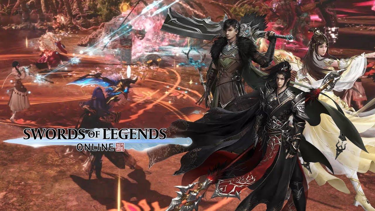Sword of Legends Online