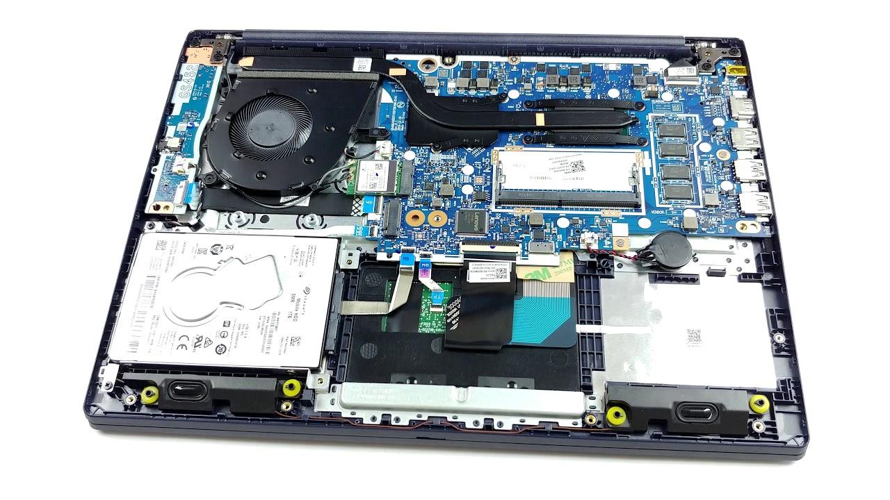 Inside Lenovo Ideapad 3