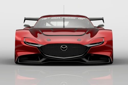 Mazda R signals new wave of sports cars