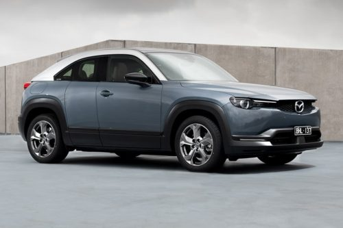The Mazda MX-30 is an electric car you can afford, but range may be an issue