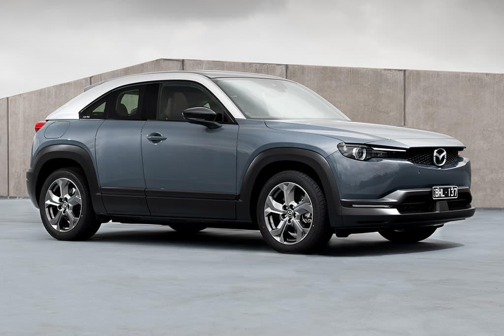 Mazda MX-30 Electric