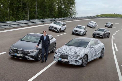 Every Mercedes-Benz model to get EV version by 2025