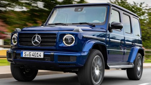 Mercedes-Benz Is Planning an Electric G-Wagen. Here's What We Know