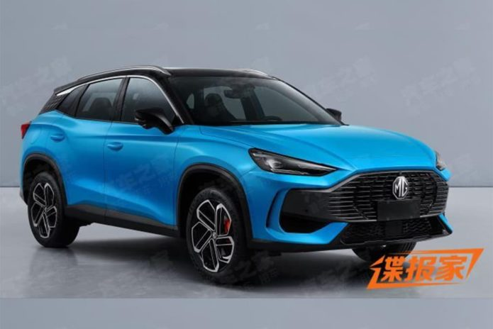 MG One coupe-SUV