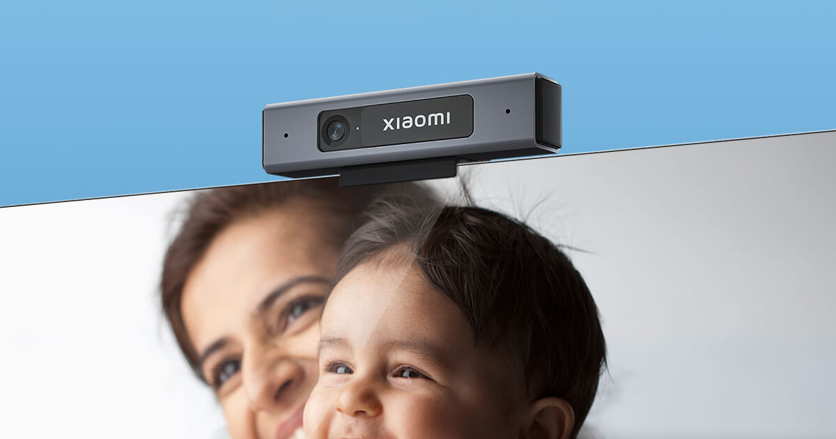 Xiaomi TV webcam