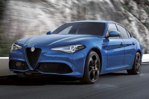 MY21 Alfa Romeo Giulia range released
