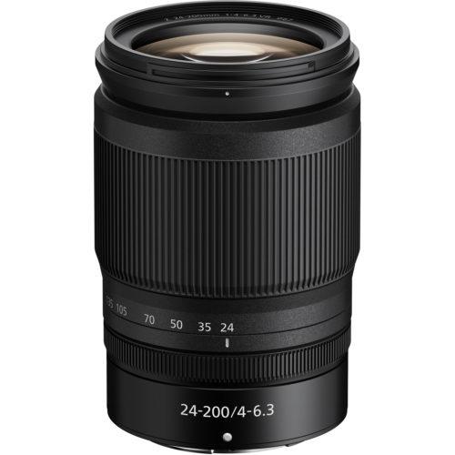 Nikon Nikkor Z 24-200mm F4-6.3 VR Review