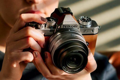Nikon Z FC Puts A Modern Mirrorless Sensor Inside An 80s-Style Camera Body