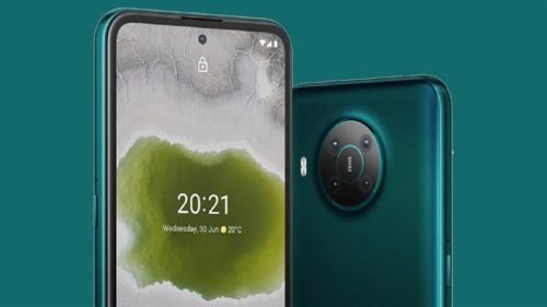 Nokia XR20 Press Render Reveals Rugged and Waterproof Design Ahead of India Launch