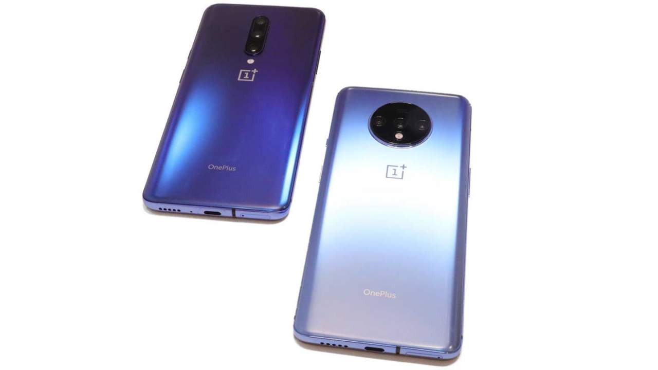 OnePlus 7 and 7T