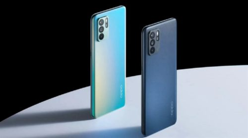 OPPO Reno6 Z launched silently with Dimensity 800U, 64MP triple cameras
