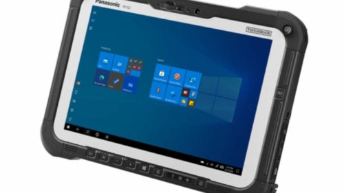 Panasonic Toughbook G2 fully rugged two-in-one can survive in the field