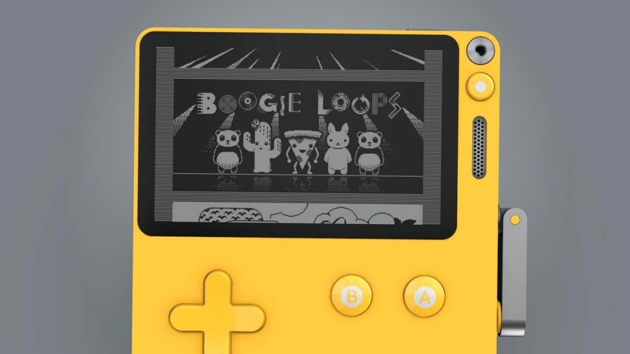 Playdate handheld gaming