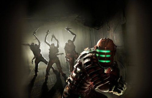 Dead Space remake's new necromorph tech is really a-peeling