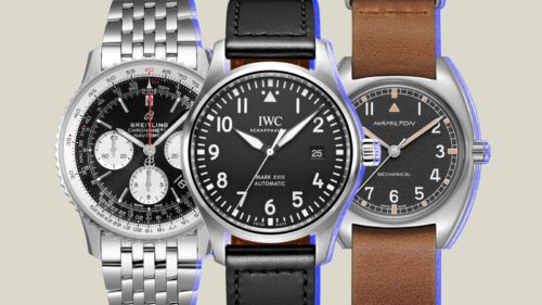 The Best Pilot's Watches Available Right Now