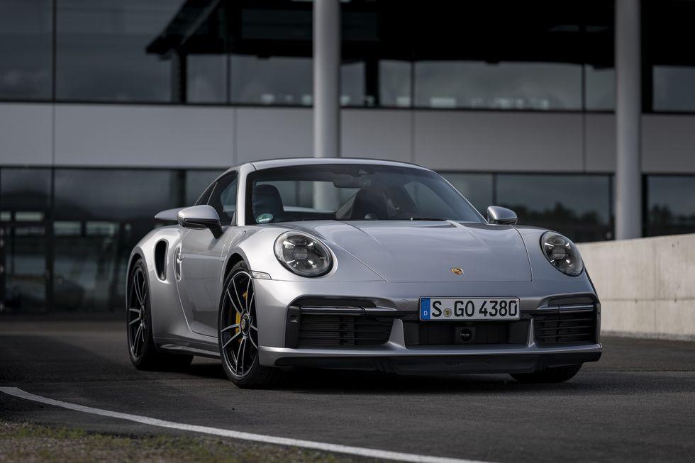 Porsche Heretical 911