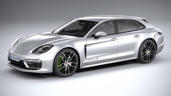 2021 Porsche Panamera 4S E-Hybrid Sport Turismo