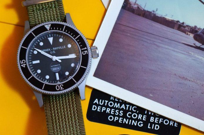 Tornek-Rayville watch