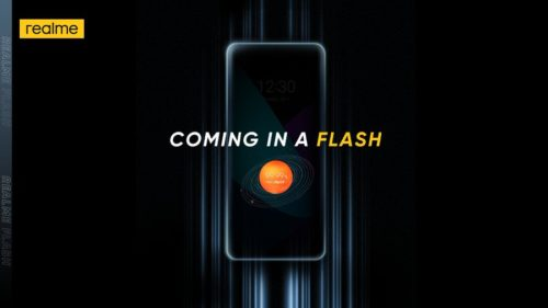 Exclusive: Realme Flash is the first Android phone with magnetic wireless charging