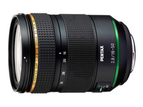Ricoh unveils HD PENTAX-DA★ 16-50mm f/2.8 ED PLM AW lens