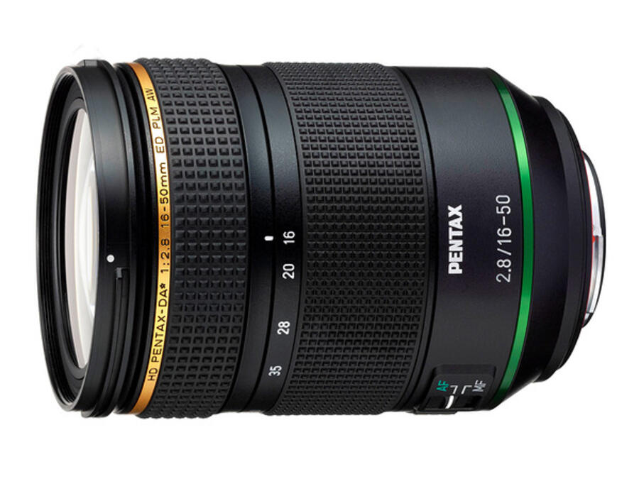 HD PENTAX-DA★ 16-50mm f/2.8 ED PLM AW lens