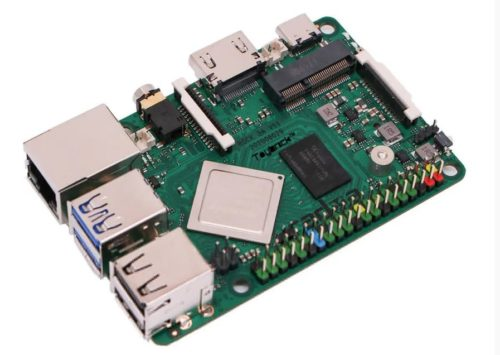 Radxa ROCK 3A: New Raspberry Pi-sized single-board computer arrives with two M.2 slots at an affordable price