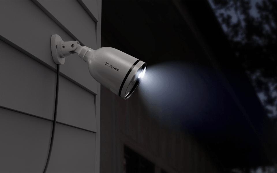 X-Sense S21 Outdoor Security Camera