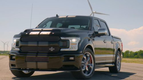 2021 Shelby F-150 Dishes Up 775 Horsepower, Six-Figure Price Tag