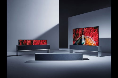 The LG Rollable OLED TV is too expensive – but you're not missing much if you can't afford it