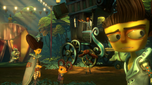 Psychonauts 2 (for Xbox Series X) Review