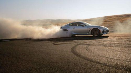 Subaru announces pricing for the 2022 BRZ sports car