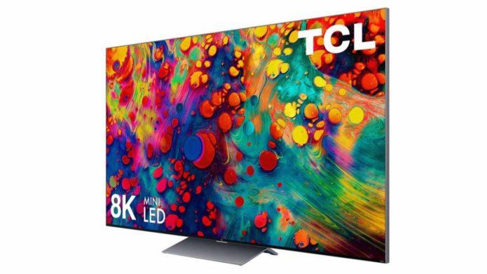 TCL 8K 6 Series TV