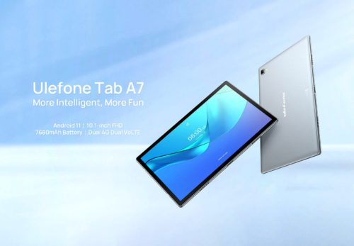 Ulefone Tab A7 delivers excellent performance, reveals hands-on video