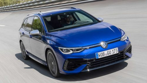2022 Volkswagen Golf R Wagon Debuts As All The Car You'll Ever Need