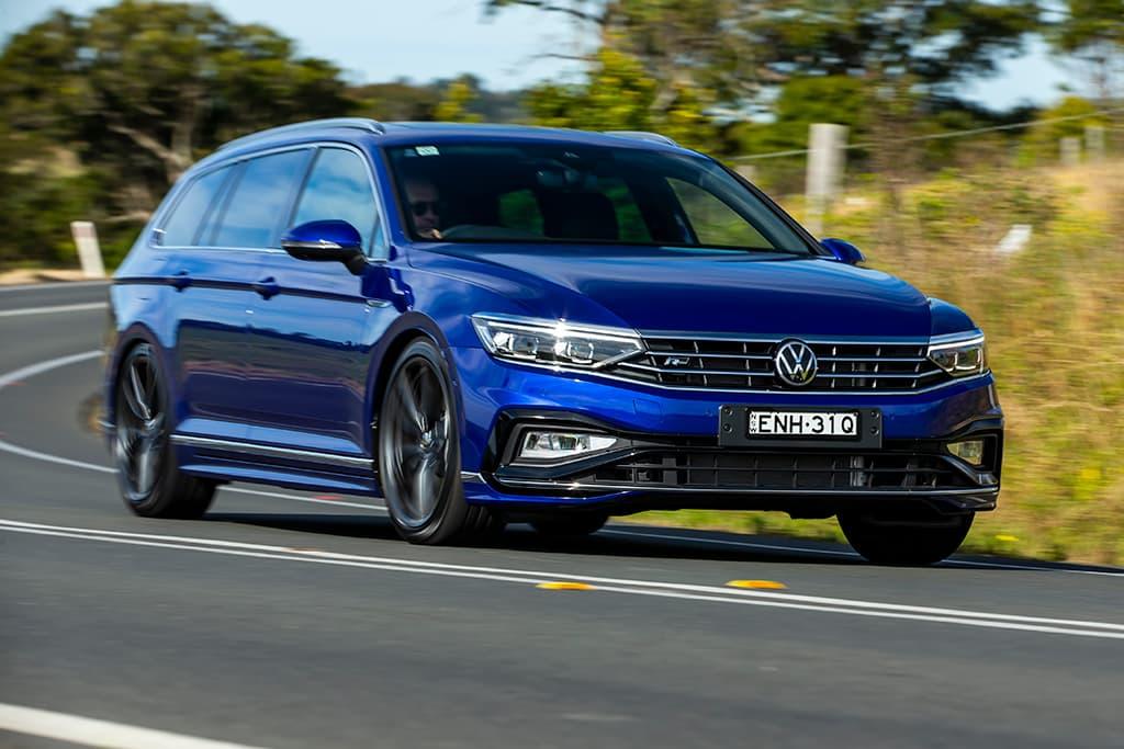 Volkswagen Passat 206TSI R-Line