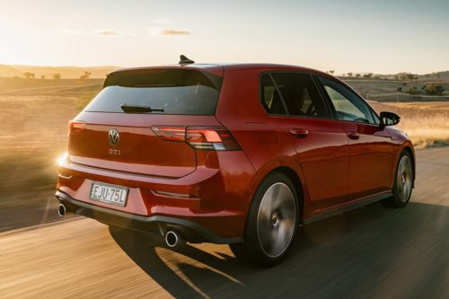 Win a new Volkswagen Golf GTI – while watching TV