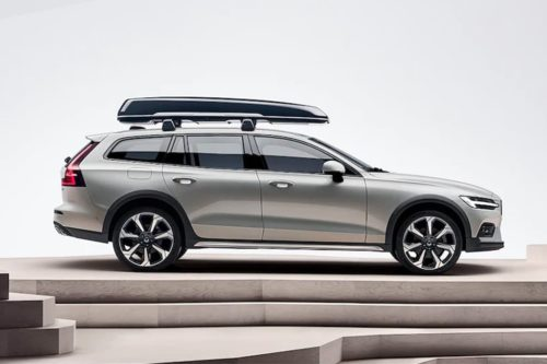 New Volvo V60 Cross Country now on sale