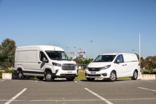 LDV G10 and LDV Deliver 9: Does your business need a Medium Van or a Large Van?