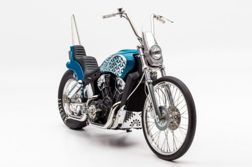 Custom Indian Scout Bobber by Christian Newman: Builder Interview