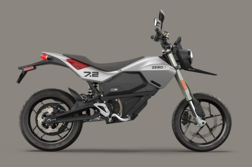 Zero FXE Puts Modern Supermoto Styling On An Electric Urban Commuter
