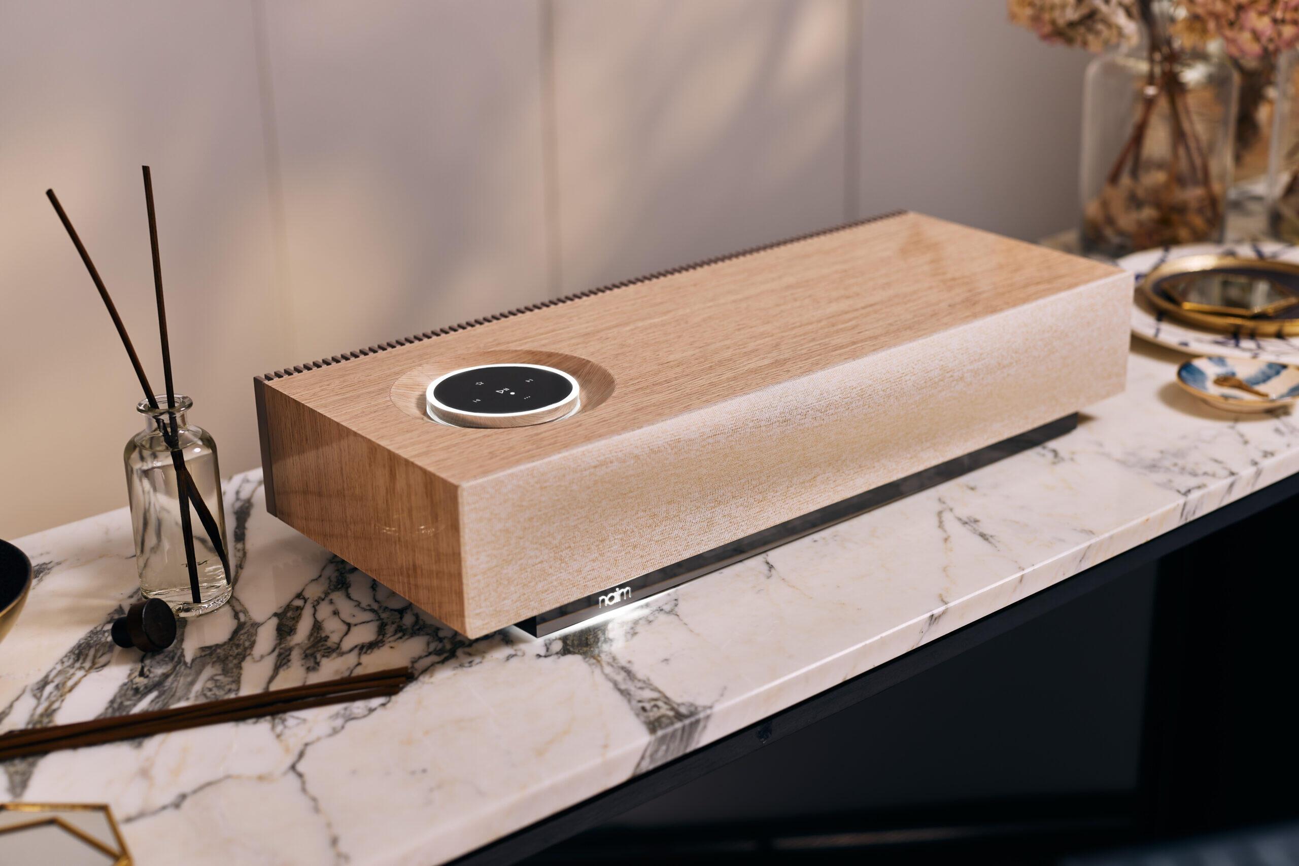 Naim Audio Mu-So Wood