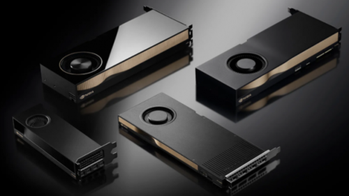 Nvidia unveils dinky RTX A2000 card for small desktops