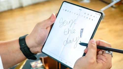 Samsung Galaxy Z Fold 3 and S Pen: What we like and what we don't
