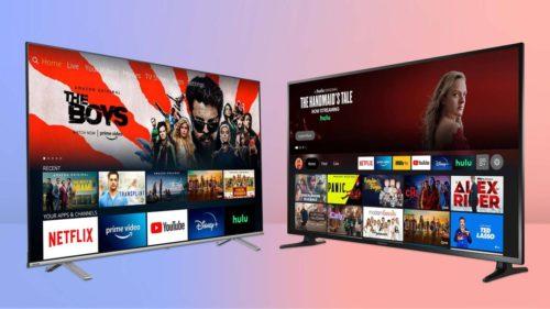 Toshiba Fire TV vs Insignia Fire TV: Which sub-$500 smart TV wins?