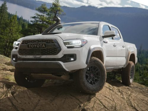 2021 Toyota Tacoma TRD Off-Road review