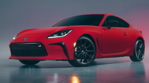 Toyota Reveals More Details About the 2022 GR 86
