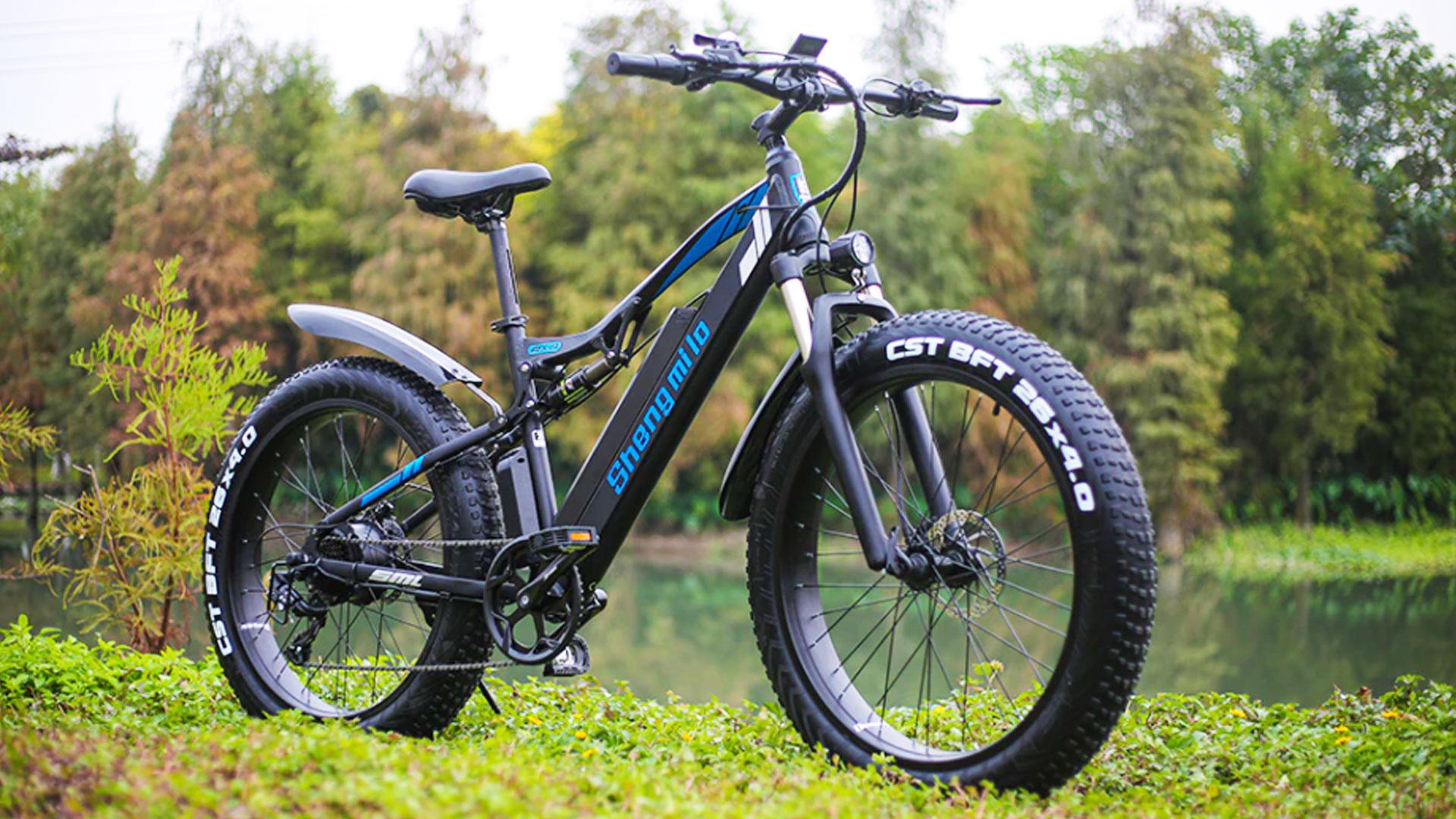 Shengmilo MX03 Electric Bike