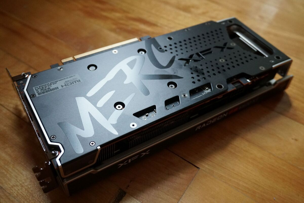 XFX Speedster Merc 308 Radeon RX 6600 XT