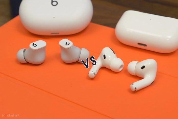 Beats Studio Buds vs Apple AirPods Pro